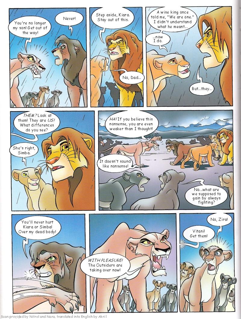 Dünn lion king porn comic doesn't enough